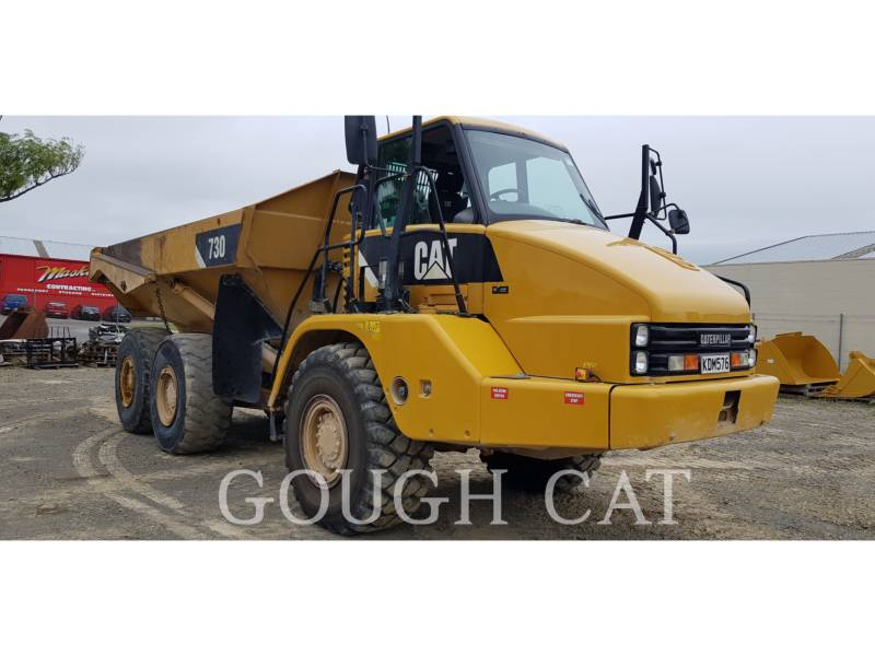 CATERPILLAR アーティキュレートトラック 730 equipment  photo 2