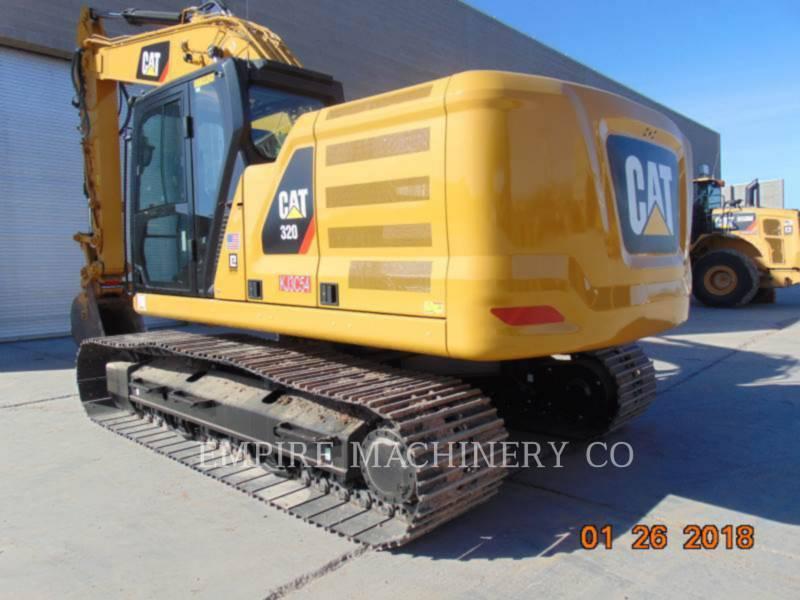 CATERPILLAR トラック油圧ショベル 320-07   P equipment  photo 3