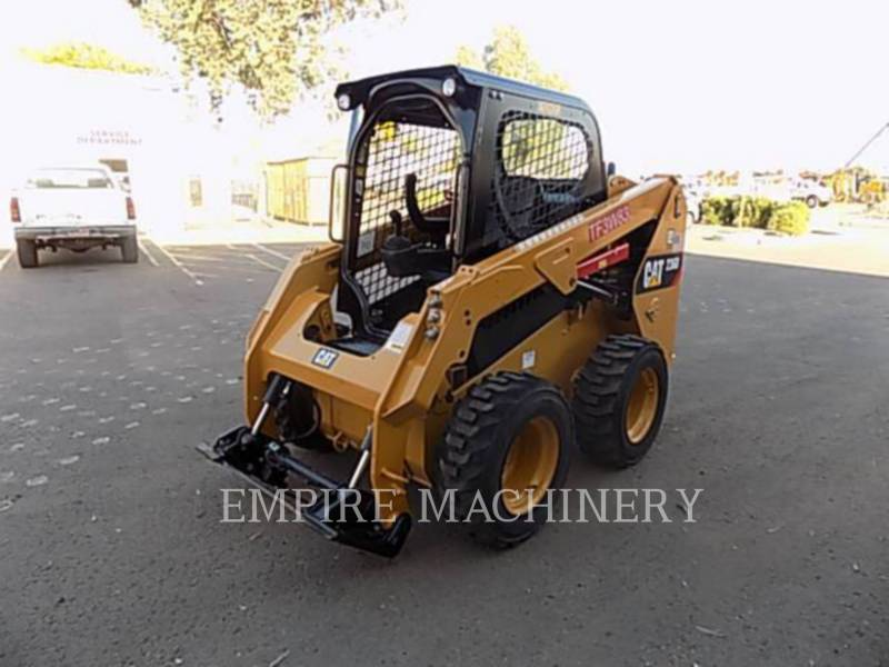 CATERPILLAR CHARGEURS COMPACTS RIGIDES 236D equipment  photo 1