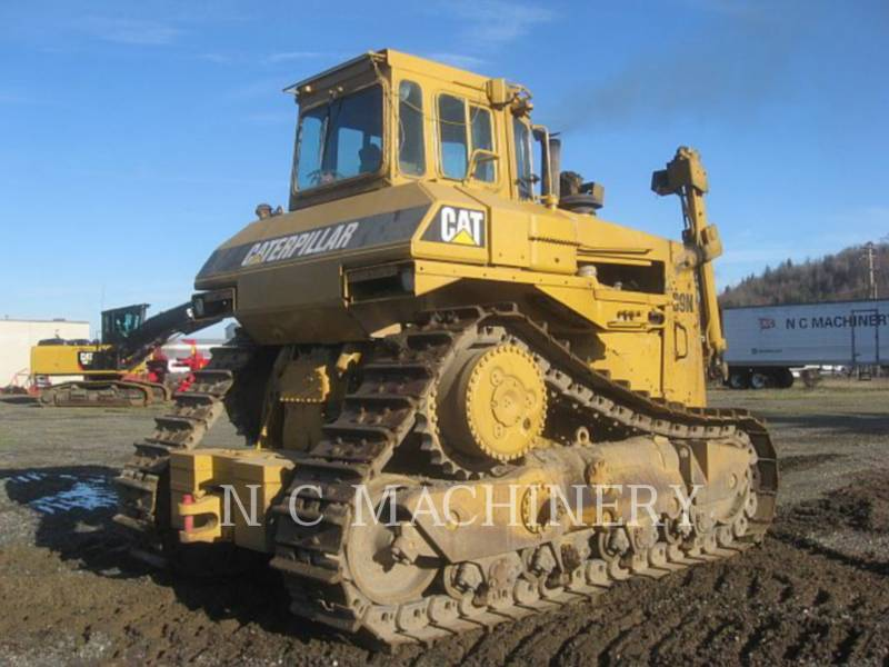 CATERPILLAR KETTENDOZER D9N equipment  photo 3