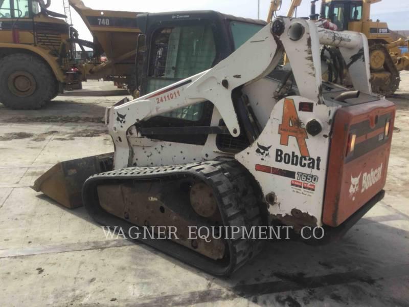 BOBCAT CHARGEURS COMPACTS RIGIDES T650 equipment  photo 2