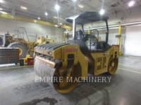 CATERPILLAR TANDEMOWY WALEC WIBRACYJNY DO ASFALTU (STAL-STAL) CB54B equipment  photo 2