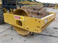 CATERPILLAR VIBRATORY SINGLE DRUM PAD CP54B equipment  photo 6