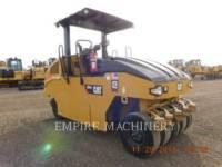 CATERPILLAR 空気式タイヤ・コンパクタ CW16 equipment  photo 1