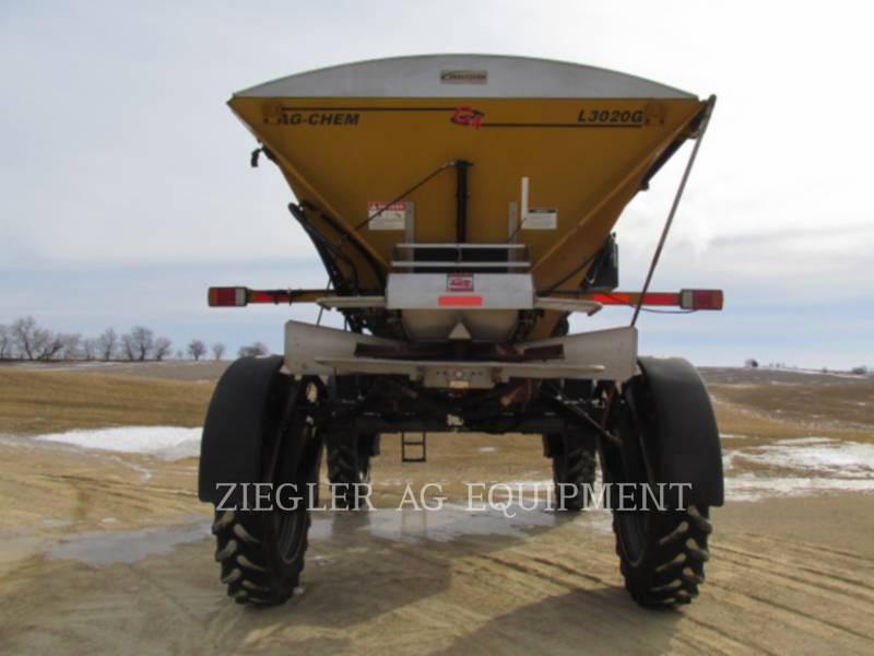 AG-CHEM SPRUZZATORE RG1300 equipment  photo 8