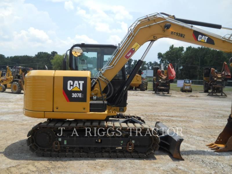 CATERPILLAR TRACK EXCAVATORS 307E equipment  photo 6