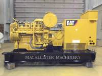 Equipment photo CATERPILLAR G3412 STATIONÄRE STROMAGGREGATE 1