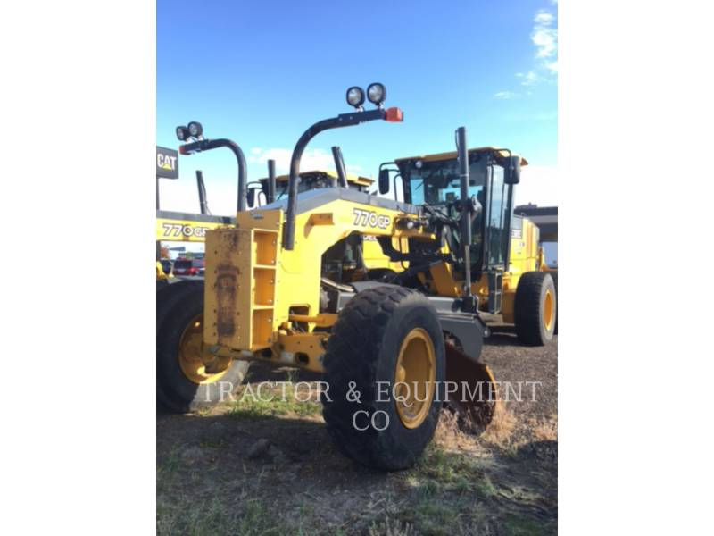 JOHN DEERE MOTOR GRADERS 770GP equipment  photo 10