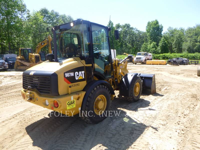 CATERPILLAR WHEEL LOADERS/INTEGRATED TOOLCARRIERS 907M equipment  photo 3