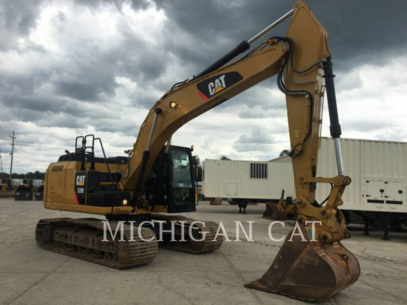 CATERPILLAR TRACK EXCAVATORS 320EL P equipment  photo 2