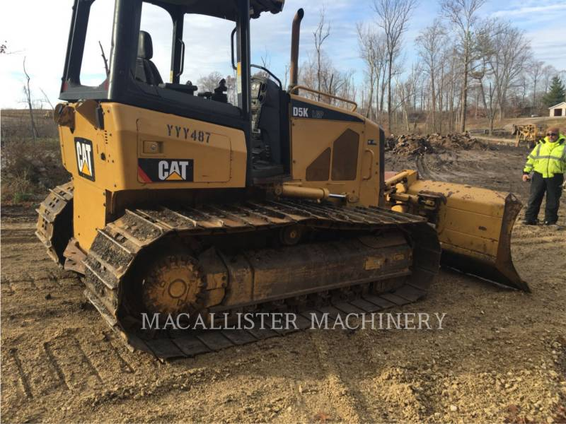 CATERPILLAR TRACTORES DE CADENAS D5KLGP equipment  photo 1