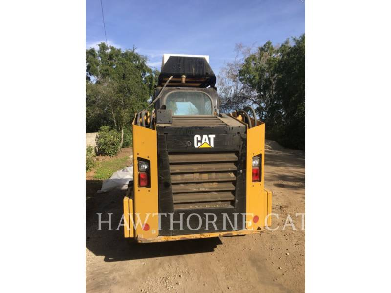 CATERPILLAR KOMPAKTLADER 246D  HF equipment  photo 6
