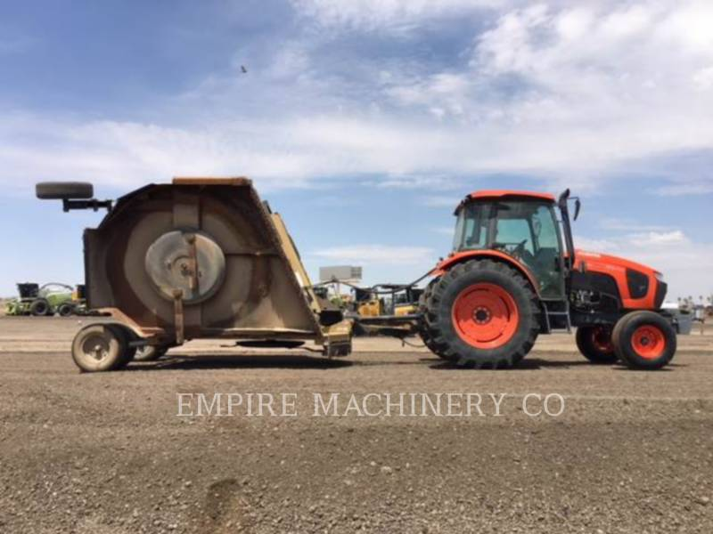KUBOTA TRACTOR CORPORATION OUTRO M5091F equipment  photo 10