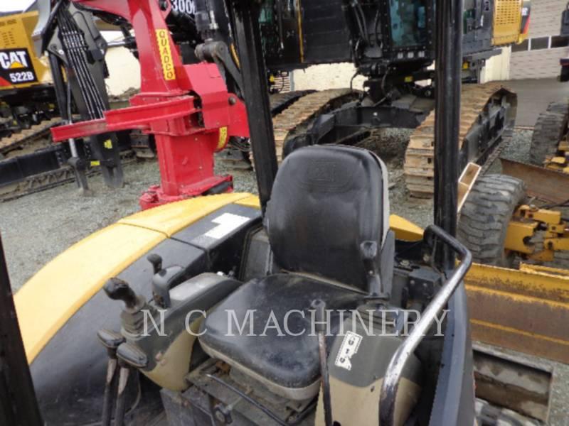 CATERPILLAR TRACK EXCAVATORS 305 CR CAN equipment  photo 5