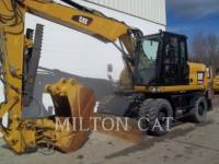 Equipment photo CATERPILLAR M313D WIELGRAAFMACHINE 1