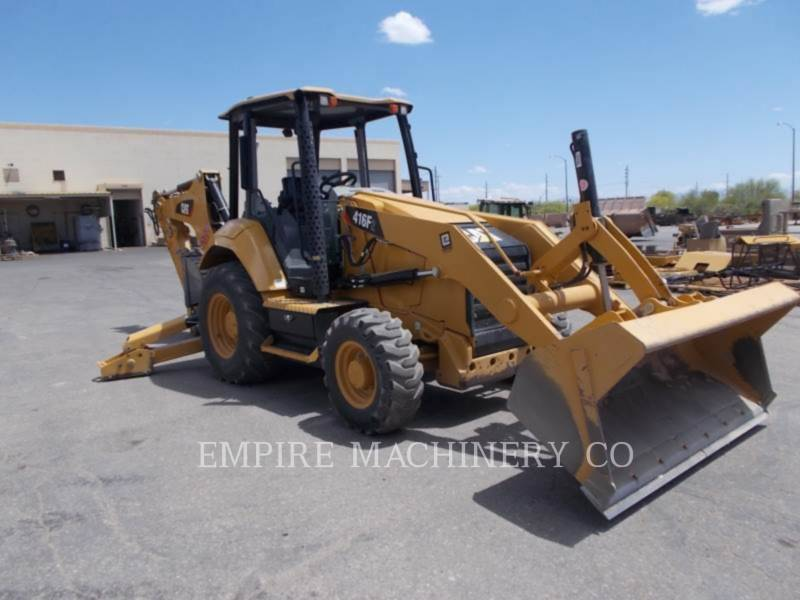 CATERPILLAR バックホーローダ 416F2 4EO equipment  photo 4