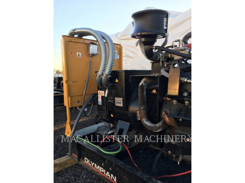 OLYMPIAN STATIONARY GENERATOR SETS G100F3 equipment  photo 3