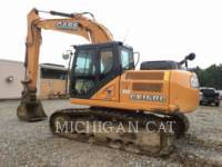 CASE TRACK EXCAVATORS CX160 equipment  photo 3