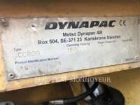 DYNAPAC WALCE CC800 equipment  photo 3