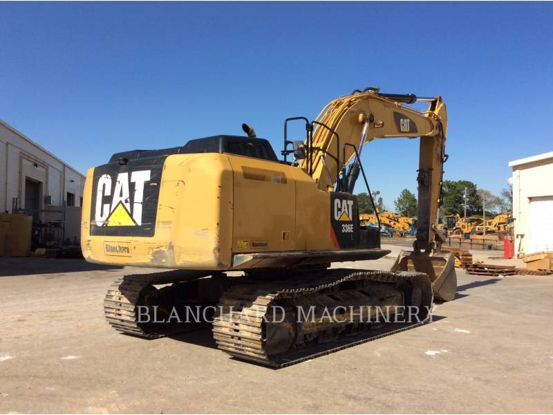 CATERPILLAR PELLES SUR CHAINES 336E equipment  photo 4