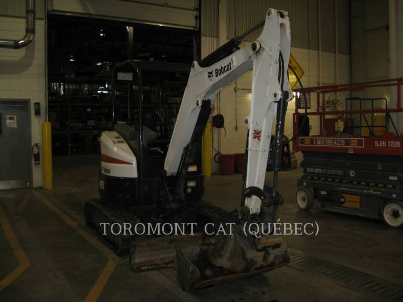 BOBCAT PELLES SUR CHAINES E26 equipment  photo 1