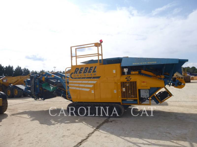 RR EQUIPMENT  CRUSHER REBEL equipment  photo 1