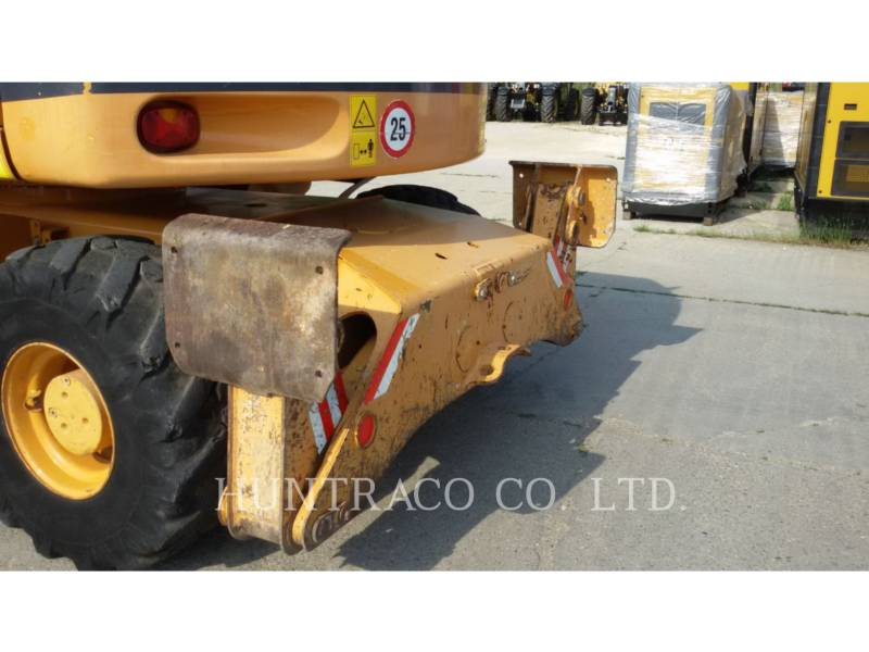 CASE WHEEL EXCAVATORS WX 165 SERIES 2 equipment  photo 9