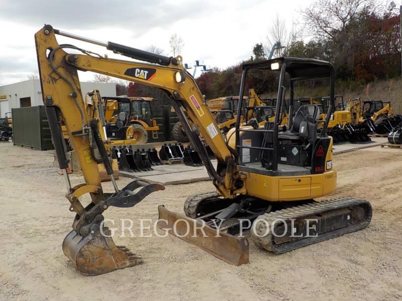 CATERPILLAR PELLES SUR CHAINES 304E CR equipment  photo 1
