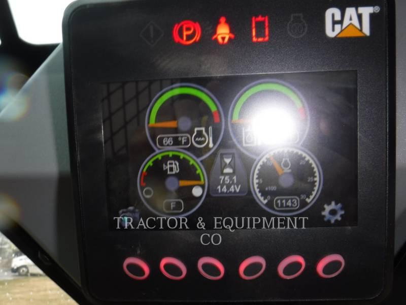 CATERPILLAR MINICARGADORAS 236D H2CB equipment  photo 3