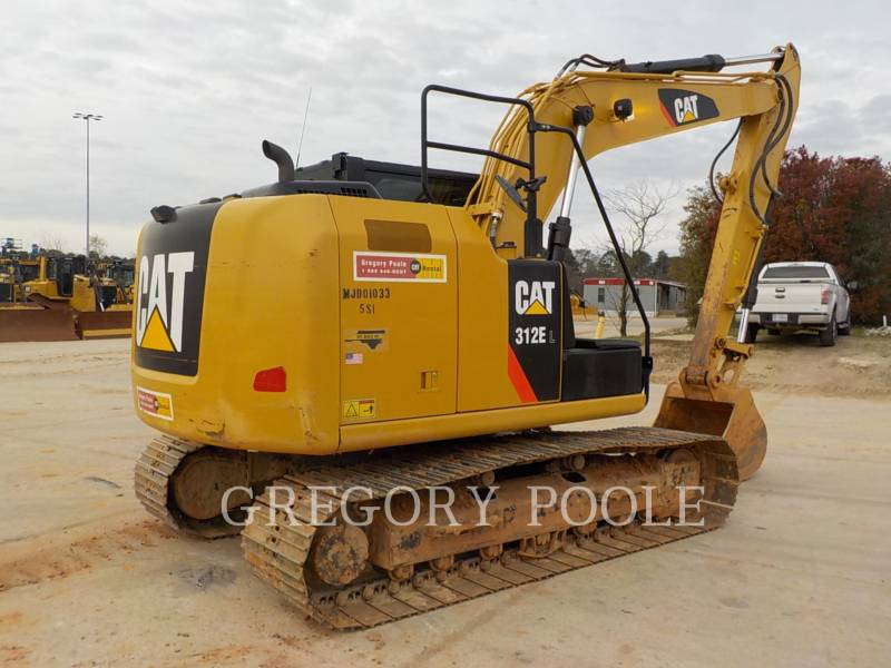 CATERPILLAR EXCAVADORAS DE CADENAS 312EL equipment  photo 10
