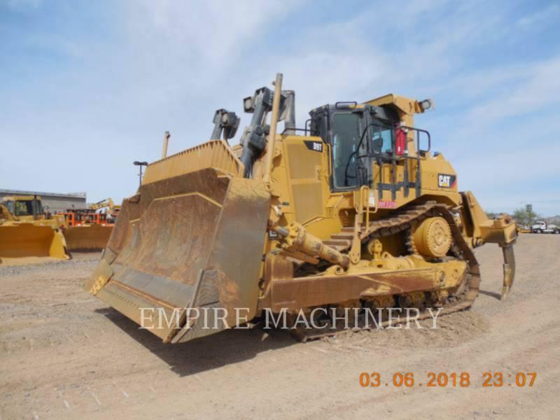 CATERPILLAR TRACTORES DE CADENAS D9T equipment  photo 4