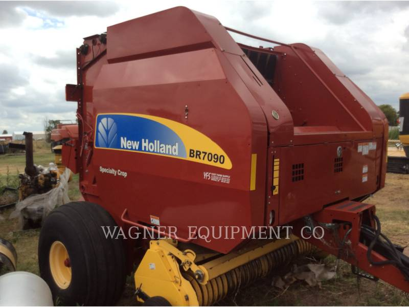 NEW HOLLAND LTD. 農業用集草機器 BR7090 equipment  photo 1