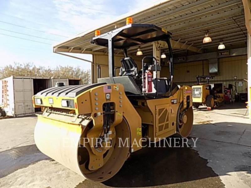 CATERPILLAR COMPATTATORE PER ASFALTO A DOPPIO TAMBURO VIBRANTE CB10 equipment  photo 2