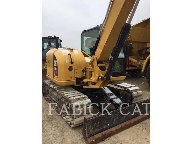 CATERPILLAR トラック油圧ショベル 308E2CRSB equipment  photo 8