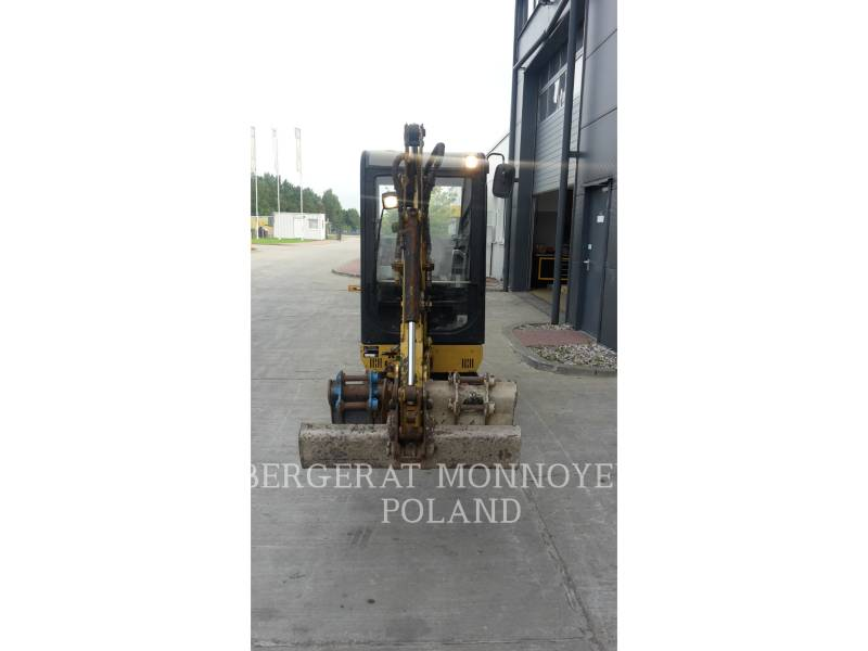 CATERPILLAR TRACK EXCAVATORS 301.6C equipment  photo 5