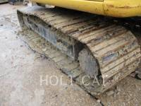 DEERE & CO. TRACK EXCAVATORS 120D equipment  photo 15