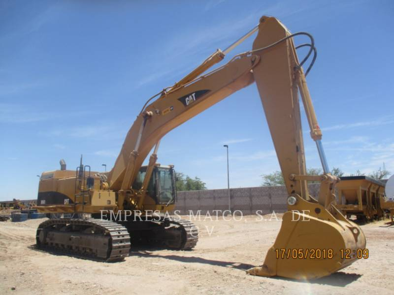 CATERPILLAR PELLES SUR CHAINES 365CL equipment  photo 4