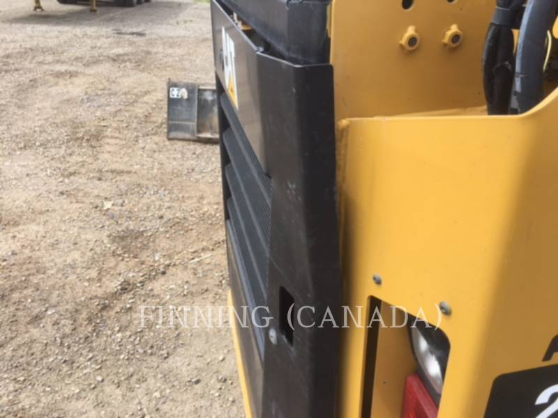 CATERPILLAR SCHRANKLADERS 236DLRC equipment  photo 4