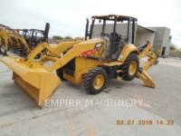 CATERPILLAR BAGGERLADER 420F2ST equipment  photo 1