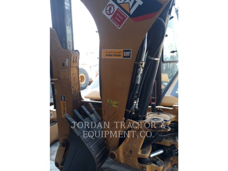 CATERPILLAR GRAAF-LAADCOMBINATIES 432E equipment  photo 4