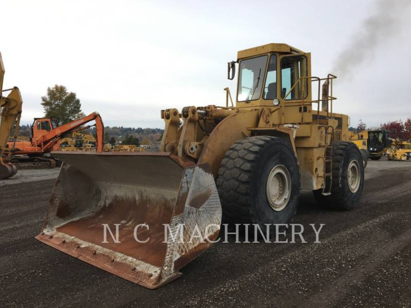CATERPILLAR CARGADORES DE RUEDAS 980C equipment  photo 1