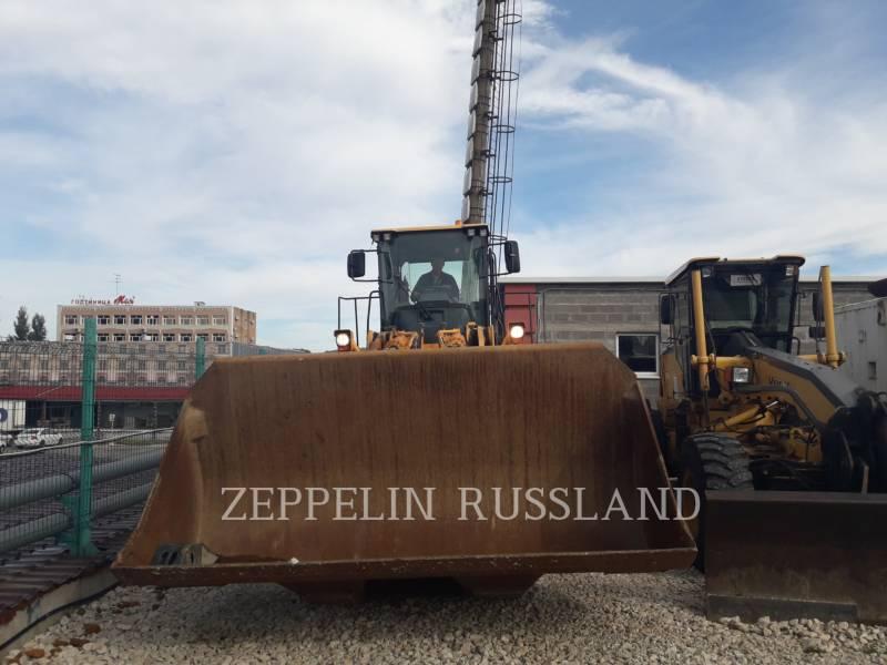 HYUNDAI CONSTRUCTION EQUIPMENT WIELLADERS/GEÏNTEGREERDE GEREEDSCHAPSDRAGERS HL780-9S equipment  photo 2