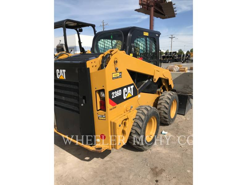 CATERPILLAR MINICARGADORAS 236 C3 2S equipment  photo 9