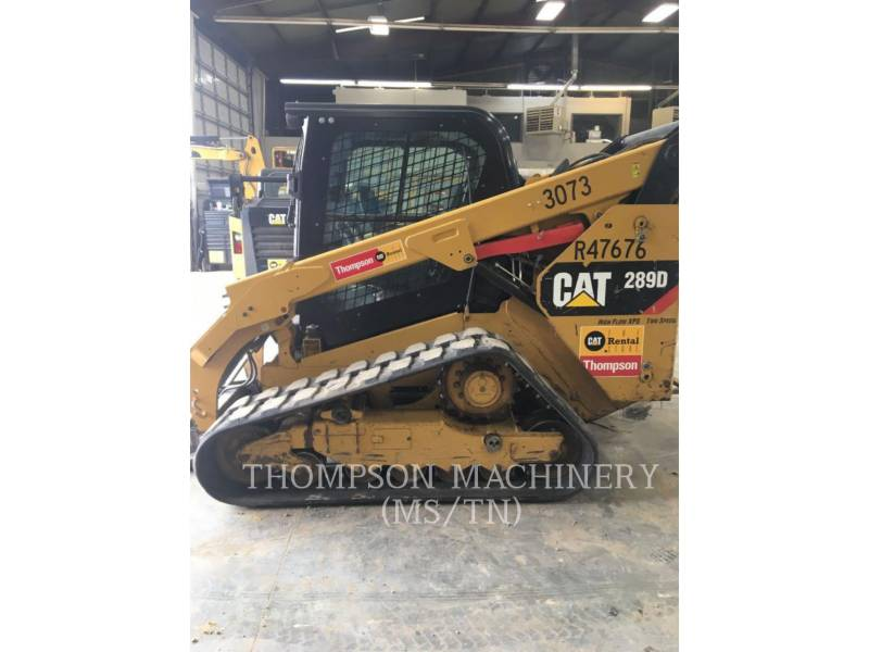 CATERPILLAR DELTALADER 289DHF equipment  photo 3