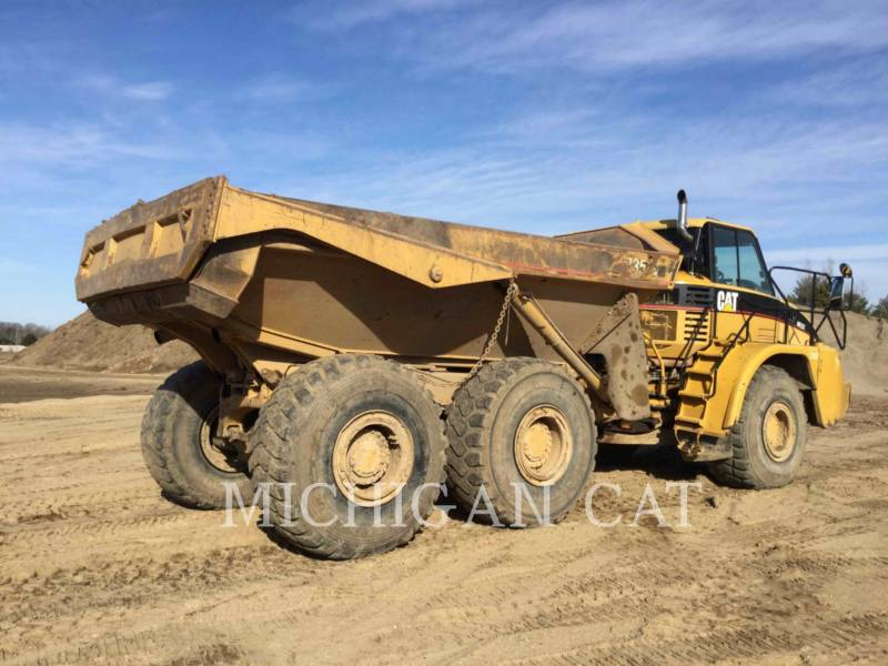 CATERPILLAR ARTICULATED TRUCKS 735 T equipment  photo 4