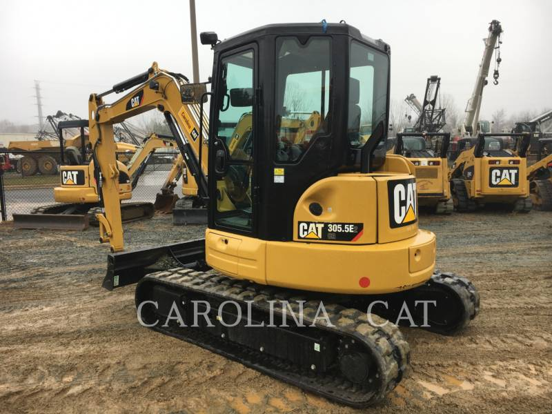 CATERPILLAR EXCAVADORAS DE CADENAS 305.5E2 CB equipment  photo 2