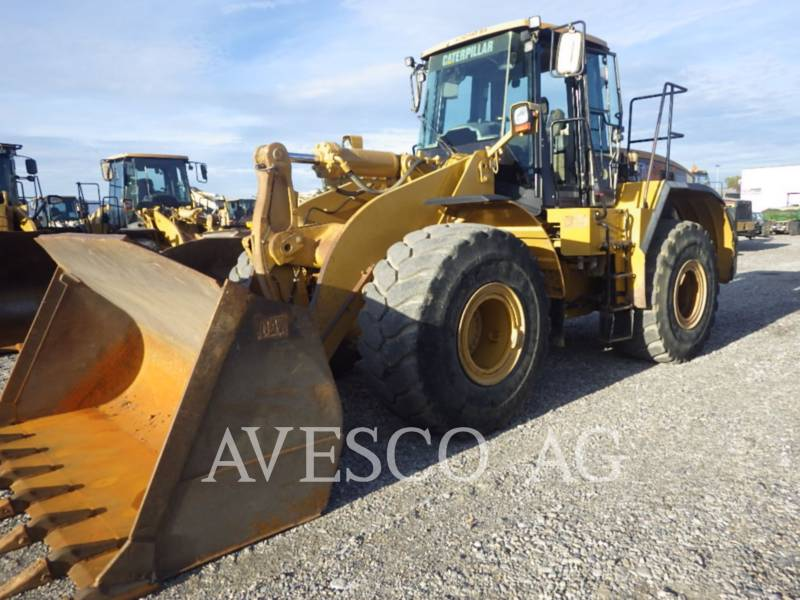 CATERPILLAR WHEEL LOADERS/INTEGRATED TOOLCARRIERS 966GII CCS equipment  photo 11