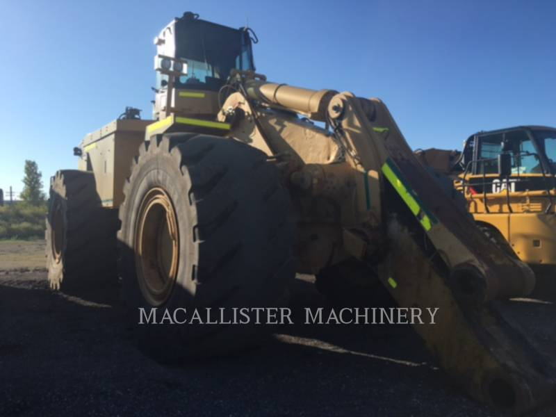 CATERPILLAR PALE GOMMATE/PALE GOMMATE MULTIUSO 992G equipment  photo 2
