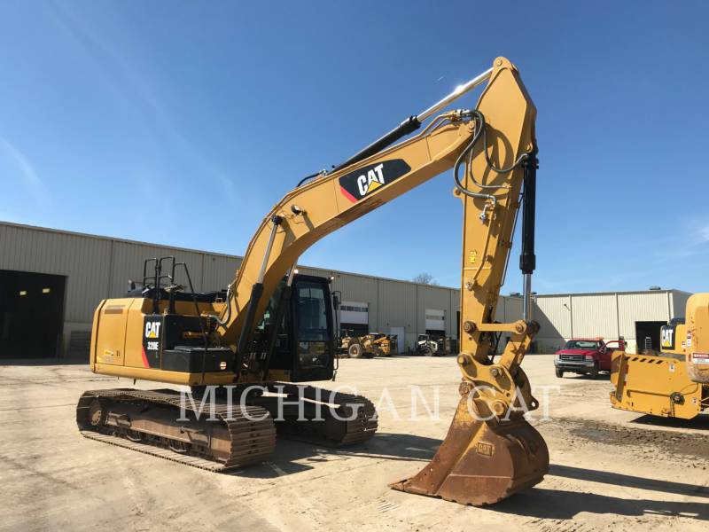 CATERPILLAR PELLES SUR CHAINES 320EL PQ equipment  photo 1