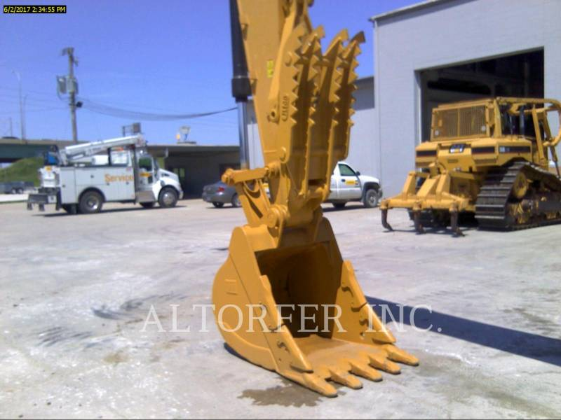 CATERPILLAR PELLES SUR CHAINES 320EL TH equipment  photo 4
